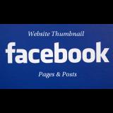 Control Website Info for Facebook Share